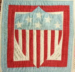 Civil War Quilts: Support from the Homefront | World Quilts: The ... : civil war quilts history - Adamdwight.com